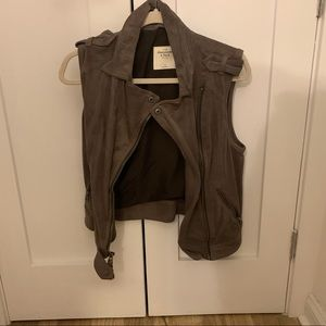 Abercrombie & Fitch Military Vest
